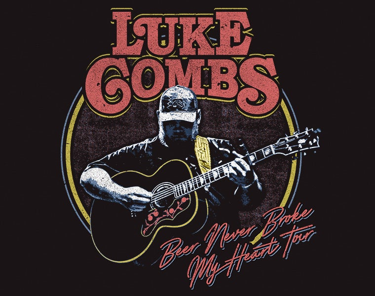 More Info for SOLD OUT: Luke Combs - Beer Never Broke My Heart Tour