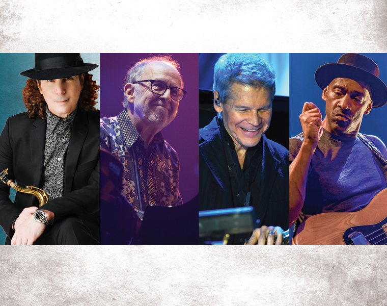 More Info for Boney James / Double Vision Revisited