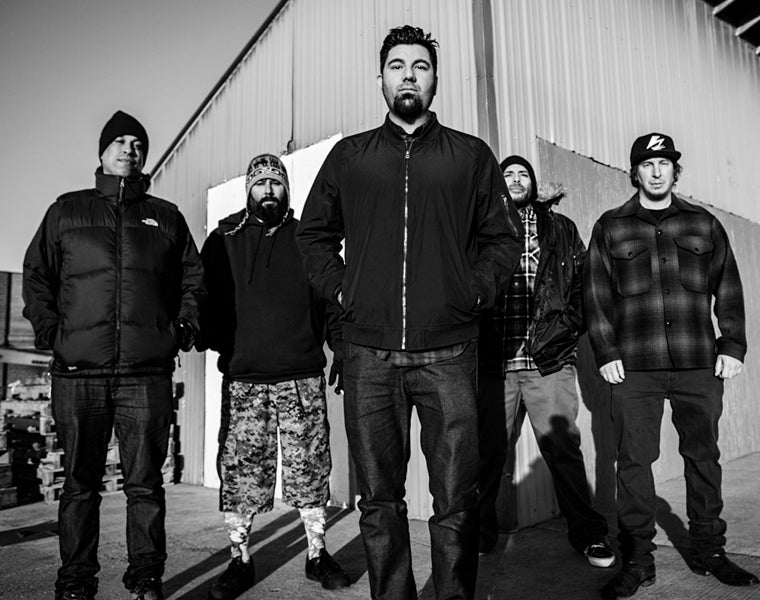 More Info for POSTPONED: Deftones