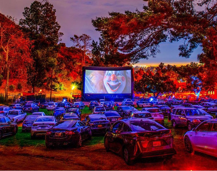 More Info for PEE-WEE'S BIG ADVENTURE DRIVE-IN