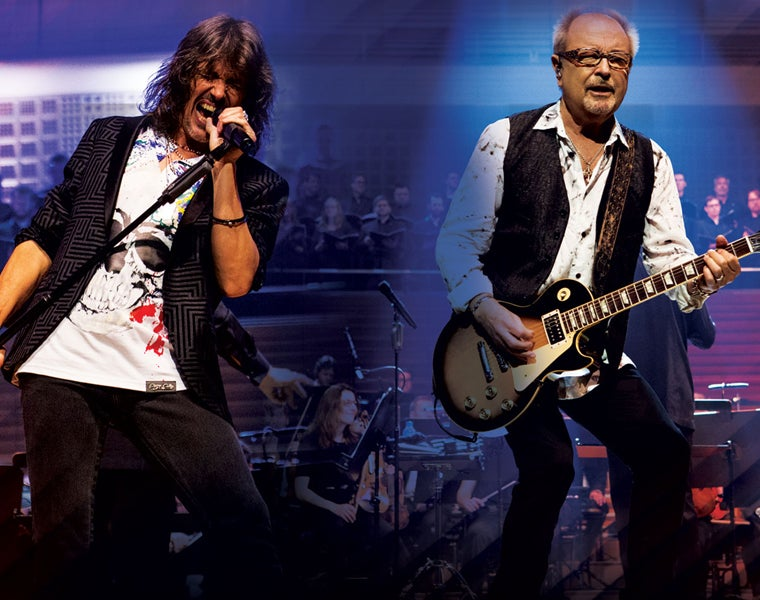 More Info for Foreigner Orchestral