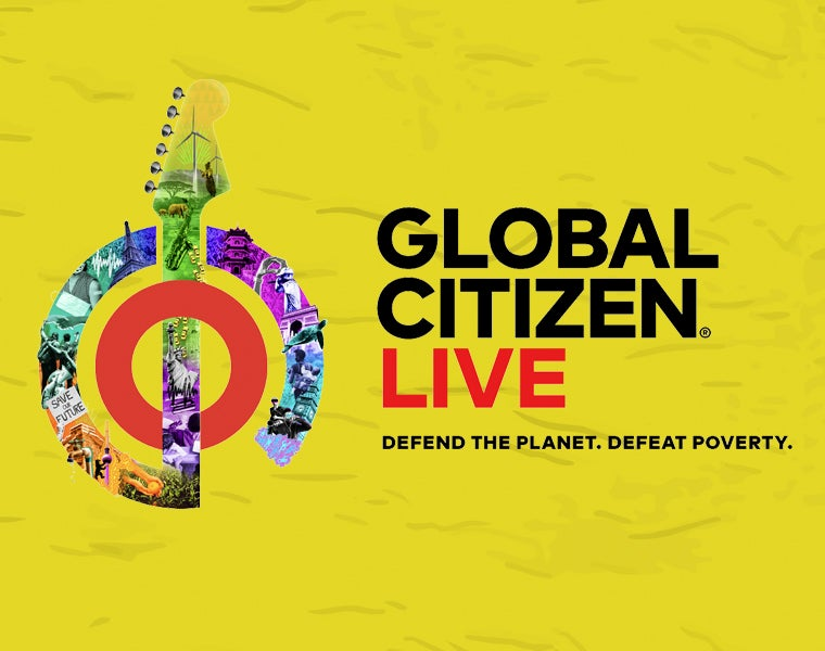 More Info for Global Citizen Live
