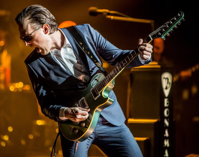 More Info for RESCHEDULED: Joe Bonamassa