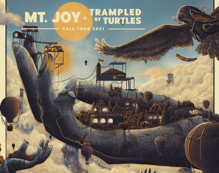 More Info for Mt. Joy & Trampled By Turtles