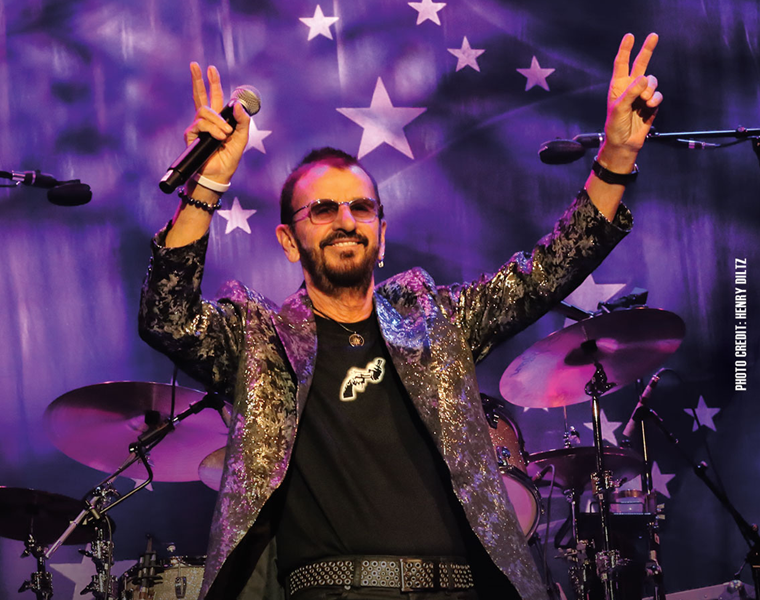 More Info for Ringo Starr & His All Starr Band