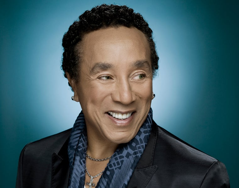 More Info for CANCELLED: Smokey Robinson