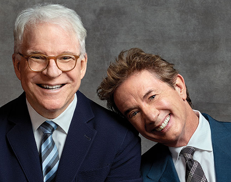 More Info for Steve Martin & Martin Short