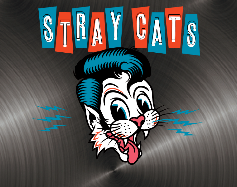 More Info for The Stray Cats - 40th Anniversary Tour