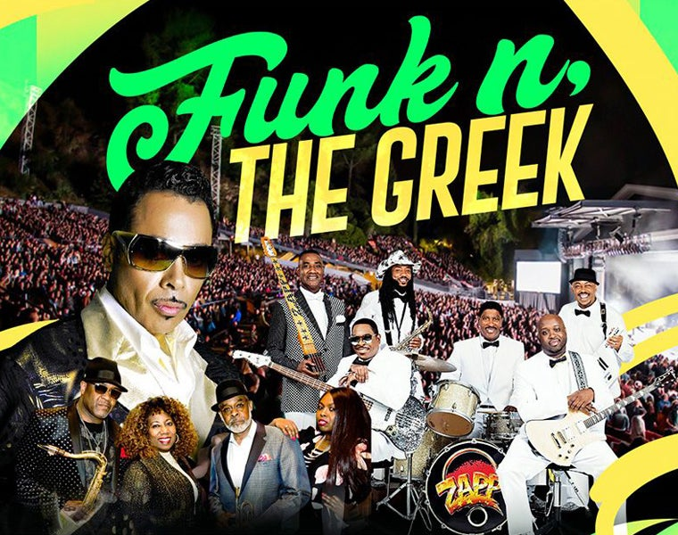 More Info for CANCELLED: Funk N The Greek